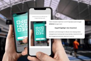 Cegah Pemalsuan Surat Keterangan Sehat, Cared+ Sematkan Fitur Passport Kesehatan Digital
