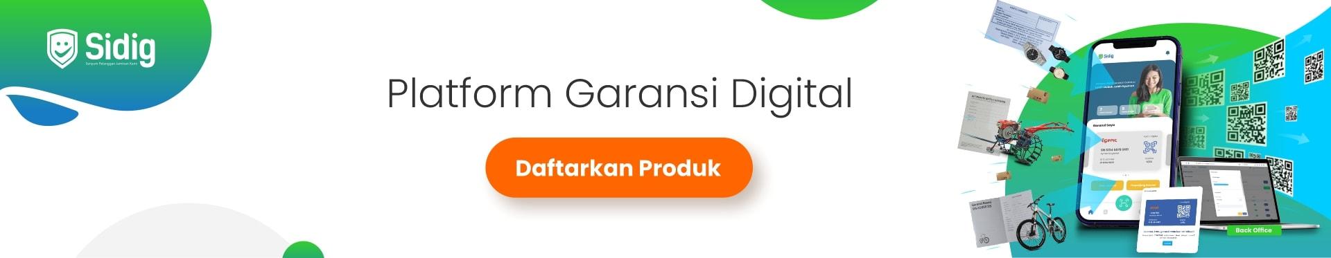 garansi digital