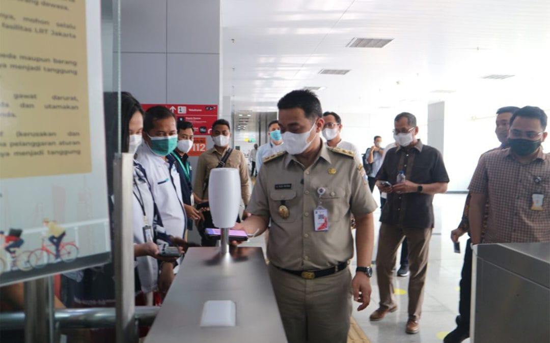 Dishub DKI Jakarta Lakukan Ujicoba Terbatas Kartu dan Aplikasi Jaklingko