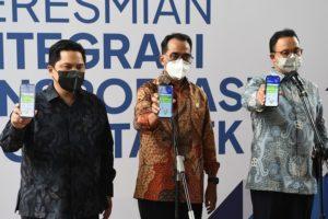 Aino Indonesia bersama Konsorsium JATeL mendukung Jaklingko Indonesia mewujudkan Integrasi Sistem Tiket & Sistem Pembayaran Transportasi Publik Antarmoda di Jabodetabek